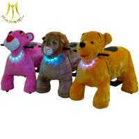 Wholesale Hansel animal electric ride for mall and electric plush animal scooter for mall with amusement park animal rides from china suppliers