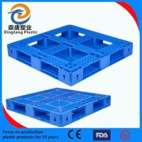 Quality Compressed black plastic pallet manufacturers for sale