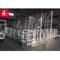 Wholesale 520mm X 470mm Folding Projector Truss Arched Structural System High Hardness Truss from china suppliers