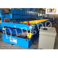 Wholesale High Productivity Double Layer Roll Forming Machine with Low Consumption from china suppliers