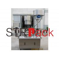 Wholesale Screw aluminum capping machine for agrochemical , foodstuff  industries from china suppliers