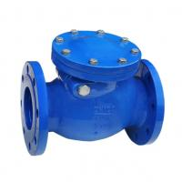 China Non Return Stainless Steel Check Valve Spring Loaded Medium Pressure on sale