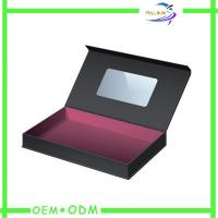 Quality Large Size Custom Magnetic Gift Boxes / Luxury Gift Packaging for sale