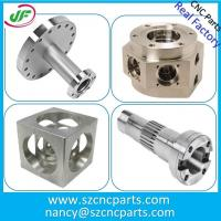 Buy cheap Metal Machining Parts for Automotive/Automation/Aerospace/Machinery Equipment/Robotics from wholesalers