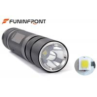 Wholesale Ultra Bright CREE XP-L HI V3 LED Torch, MINI EDC LED Flashlight with 5 Files from china suppliers