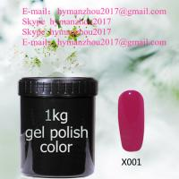 Wholesale Mercahv 100 Colors 1kg Package nail UV Gel Polish Soak off from china suppliers