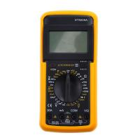 Wholesale Amp Meter Handheld Megohmmeter Digital Multimeter DMM Capacitance hFE Test Multimetro from china suppliers