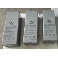 Buy cheap Tubular 2v 1500ah OPzV Battery Rechargeable Gel Battery For Solar System from wholesalers