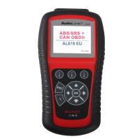 Wholesale Original Autel AutoLink AL619EU OBDII CAN ABS And SRS Scan Tool Update Online from china suppliers