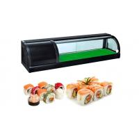 Wholesale Counter Top Sushi Showcases Commercial Freezer Refrigerator 4 - 8 Degree from china suppliers