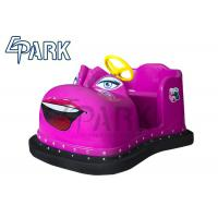 Wholesale Safety Indoor Bumper Cars , Bumper Car Racing Larger Space For Older Children from china suppliers