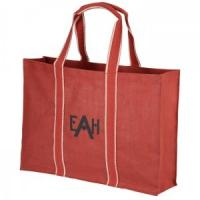 Quality Earthy Look Jute Boat Tote for sale