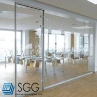 Wholesale frameless tempered glass door panels price 6mm 8mm 10mm 12mm 15mm from china suppliers