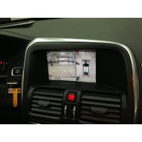 Wholesale 360 bird view parking system, specific model VL-QJ002 for Volvo S60, panoramic images, get rid of blind spots from china suppliers
