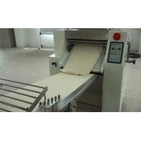 Wholesale Automatic Dough Press Roller Machine for Industrial , Pizza Dough Bread Maker from china suppliers