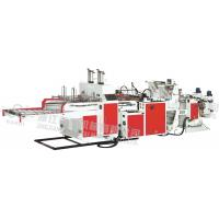 Wholesale Hot Cutting LDPE T-shirt Bag Making Machine 230 - 250 pcs/min Full Automatic from china suppliers