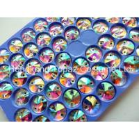 Wholesale Crystal Flat Back Sew on Crystal Stones for Wedding Dress Rivoli 8-16mm from china suppliers