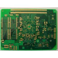 Wholesale Multilayer HDI FR4 Copper Clad PCB With BGA / OSP / ENIG Finish HAL from china suppliers