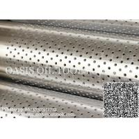 Api ct standard perforated based pipe used for water and