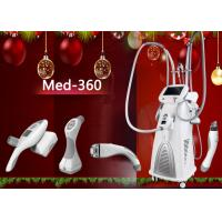 Wholesale 13.6MHz Slimming Beauty Machine RF + Vacuum Skin Tightening Equipment from china suppliers