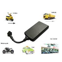 Wholesale Real Time Car Black Box Recorder / Vehicle Data Recorder For ACC Detection , MTK GSM Chip from china suppliers