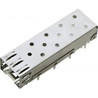 Wholesale SFP Connector, SFP+ Plus Cage Press Fit Type with EMI Spring from china suppliers