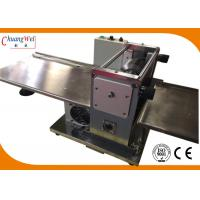 Buy cheap Automatic PCB Depaneling Machine LED Panel Separating High Speed Steel from wholesalers