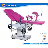 Wholesale Manual Obstetric Delivery Bed / couch for childbirth and gynaecological examination from china suppliers