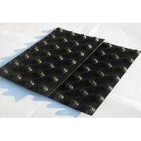 Buy cheap Dimpled drain sheets --HDPE dimple membrane from wholesalers