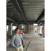 Wholesale Steel Framed Multi Storey Industrial Buildings Shock Resistance Short Fabrication Time from china suppliers