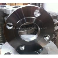 Buy cheap Pipe Fitting Flange Material ASTM A105 from wholesalers