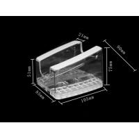 Wholesale COMER Acrylic Alarm Security Tablet Stand with alarm system from china suppliers