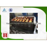 China Big Kitchen Commercial Gas Barbecue Grills , Natural Gas Bbq Grill With 6 Burners on sale