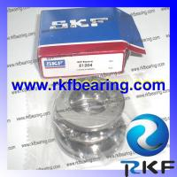 Wholesale Reliable performance 20mm Single Row Sweden Thrust Ball Bearings SKF 51204 from china suppliers