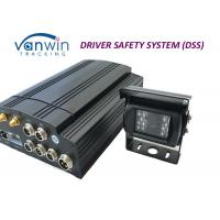Wholesale 4 channel 12V 24V HD Video Recorder MDVR With Driver Fatigue Monitoring System from china suppliers
