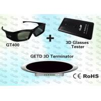 Wholesale Cybercafé 3D IR Multimedia Emitter kit with 3d IR emitter and glasses from china suppliers