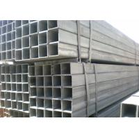 Wholesale Square, Rectangle Q215, Q235 oiled / black color / galvanized Welded Steel Pipes / Pipe from china suppliers