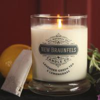 Wholesale Glass Material Scented Jar Candle Luxury Soy Wax Candles Customized Fragrance from china suppliers