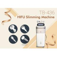 Wholesale Vertical High Intensity Focused Ultrasound HIFU Body Slimming Fat Reduction Machine from china suppliers