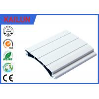 Wholesale 86.5 Mm Aluminum Door Profiles Rolling Shutter Parts Sound Insulation Weather Proof from china suppliers