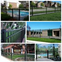Aluminum Fence Project Cases