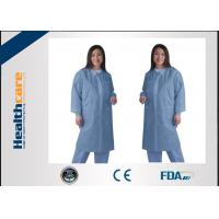 Wholesale Waterproof Medical Student Disposable Lab Coat Lab Jackets For Doctors Zip Closure from china suppliers
