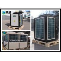 China OEM Indoor Air Source Heat Pump / Heat Pump Air Conditioning System 25HP on sale
