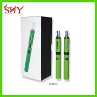 China 2014 best e cigarette original Kanger EVOD starter kit EVOD atomizer coil on sale