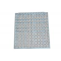 Wholesale 55% Air Rate Anti Static Raised Floor Perforated Tiles Sound Proof from china suppliers