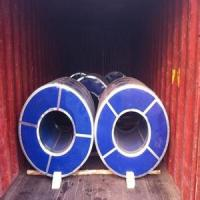 Wholesale DX51D+Z Prepaint Galvanized Steel Coil , Structure Color Coated Steel Coils from china suppliers