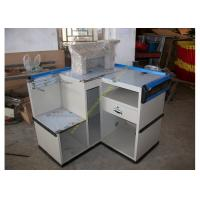 Wholesale Durable Mini Express Checkout Counter Furniture / Grocery Cash Table from china suppliers