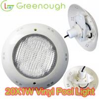 Wholesale LED Spa light/LED Vinyl Pool Light/ Underwater Pool light GNH-P56M-20*1W-V2 (SMD5730) from china suppliers