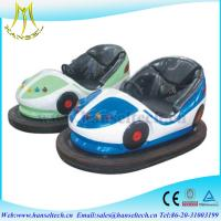 Quality Hansel indoor battery operated electric bumper cars for sale new bumper car price for sale