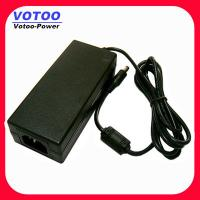 Wholesale RoHS DC 12V 5A 60W Desktop Switching Power Supply With EU / UK Cord from china suppliers